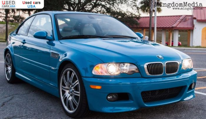 Car Market in USA - For Sale 2004  BMW M3