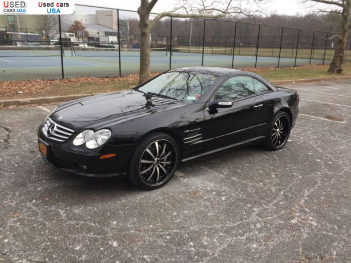 Car Market in USA - For Sale 2005  Mercedes