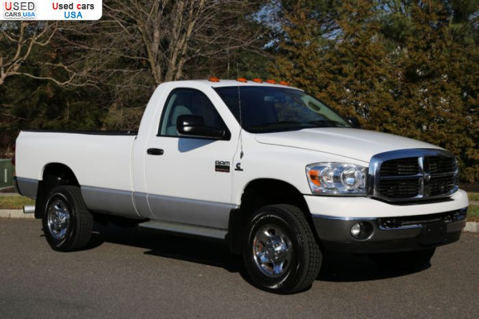 Car Market in USA - For Sale 2007  Dodge
