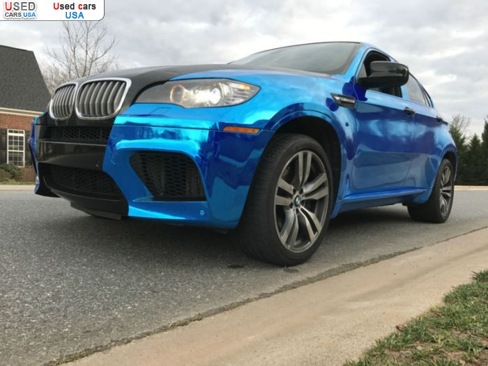 Car Market in USA - For Sale 2010  BMW X6