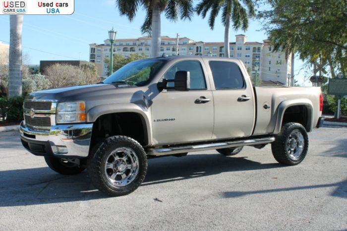 Car Market in USA - For Sale 2008  Chevrolet