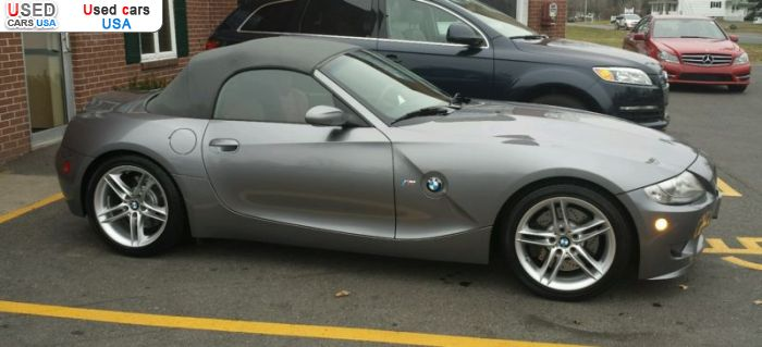 Car Market in USA - For Sale 2008  BMW Z4