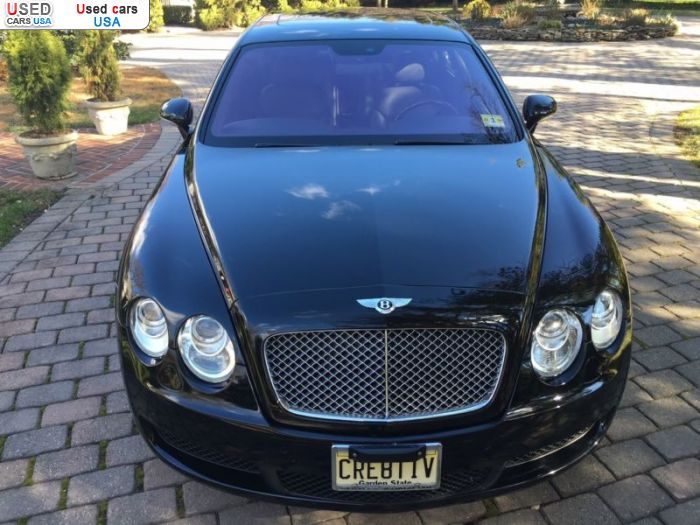 Car Market in USA - For Sale 2006  Bentley Continental Flying Spur