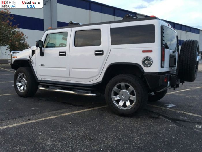 Car Market in USA - For Sale 2009  Hummer H2
