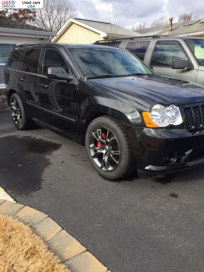 Car Market in USA - For Sale 2009  Jeep Grand Cherokee