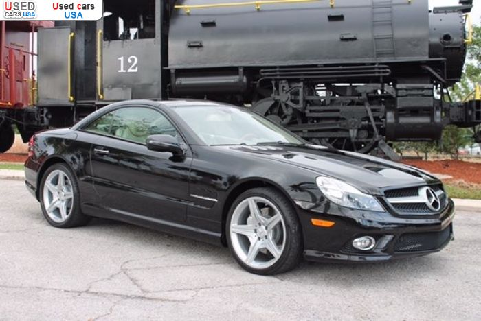 Car Market in USA - For Sale 2009  Mercedes