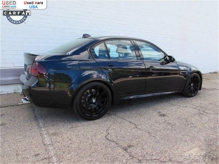 Car Market in USA - For Sale 2010  BMW M3