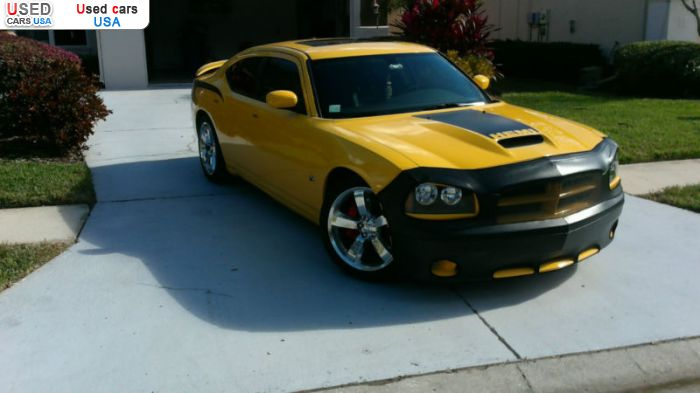 Car Market in USA - For Sale 2007  Dodge Charger