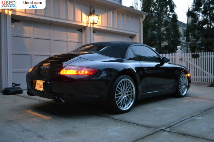 Car Market in USA - For Sale 2005  Porsche 911