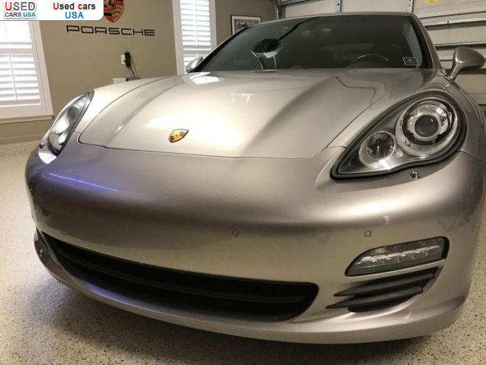 Car Market in USA - For Sale 2010  Porsche Panamera