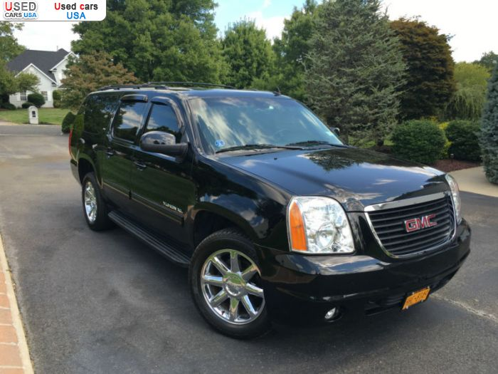 Car Market in USA - For Sale 2014  GMC Yukon
