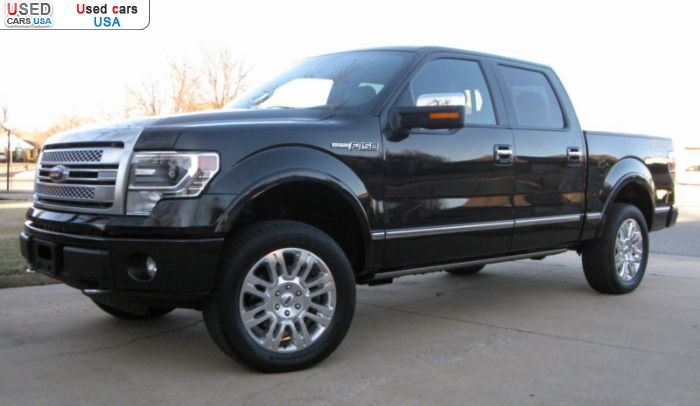 Car Market in USA - For Sale 2014  Ford F 150