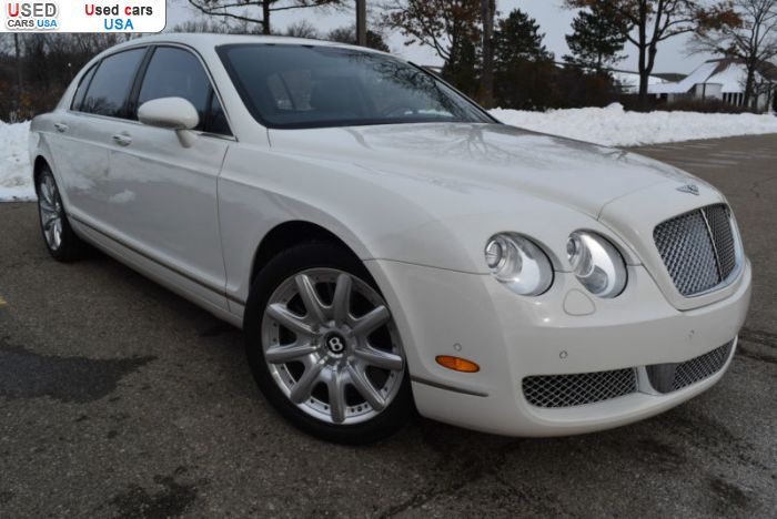 Car Market in USA - For Sale 2007  Bentley Continental