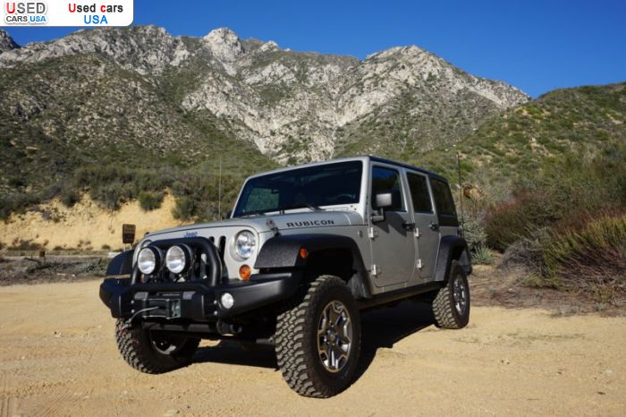 Car Market in USA - For Sale 2007  Jeep Wrangler