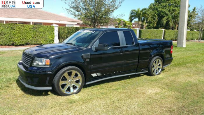 Car Market in USA - For Sale 2007  Ford F 150
