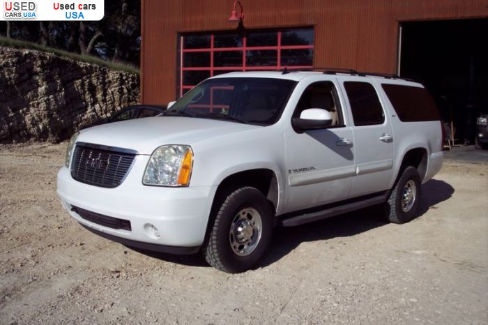Car Market in USA - For Sale 2007  Chevrolet Suburban
