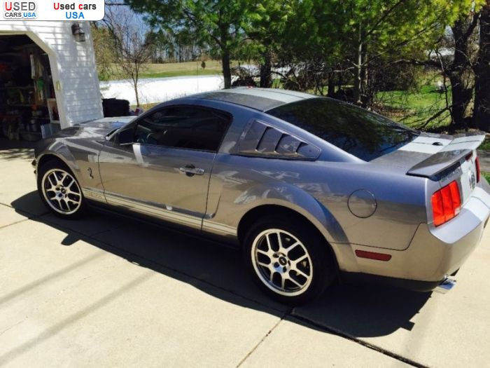Car Market in USA - For Sale 2007  Ford Mustang
