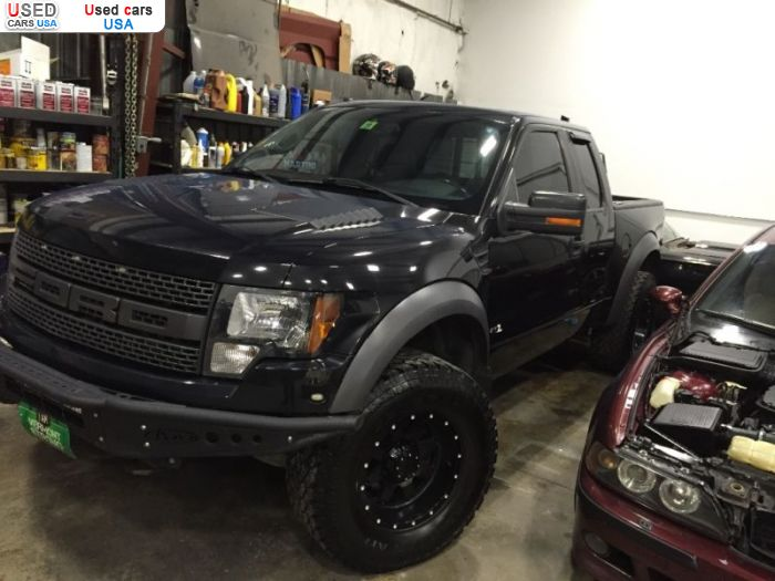 Car Market in USA - For Sale 2010  Ford F 150