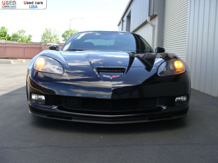 Car Market in USA - For Sale 2007  Chevrolet Corvette