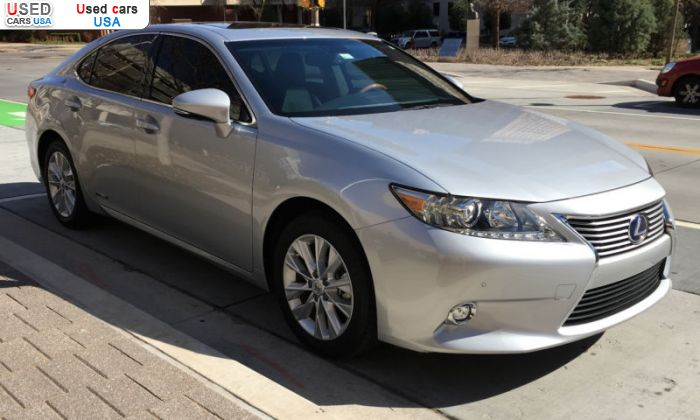 Car Market in USA - For Sale 2014  Lexus ES