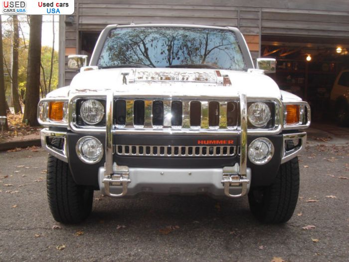 Car Market in USA - For Sale 2008  Hummer H3