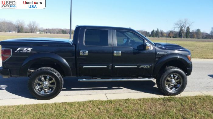 Car Market in USA - For Sale 2012  Ford F 150