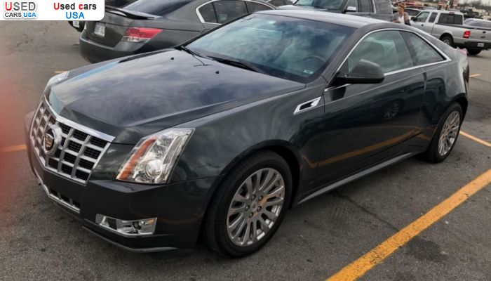 Car Market in USA - For Sale 2014  Cadillac CTS