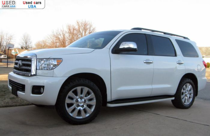 Car Market in USA - For Sale 2014  Toyota Sequoia