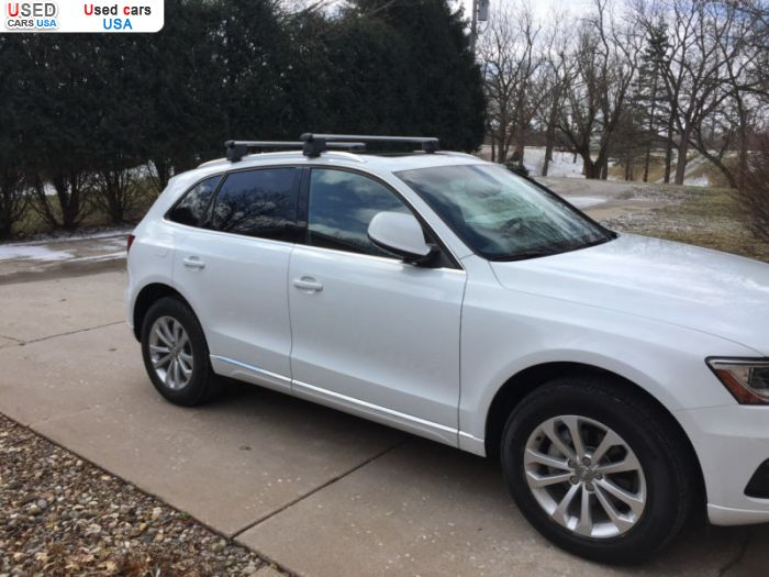 Car Market in USA - For Sale 2014  Audi Q5