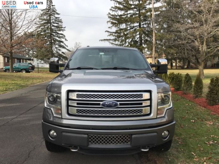 Car Market in USA - For Sale 2013  Ford F 150
