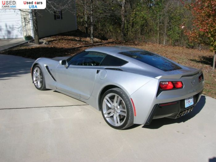 Car Market in USA - For Sale 2014  Chevrolet Corvette