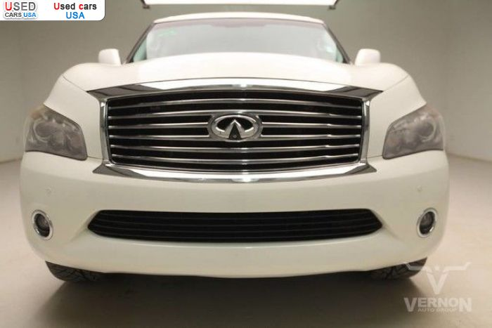 Car Market in USA - For Sale 2011  Infiniti