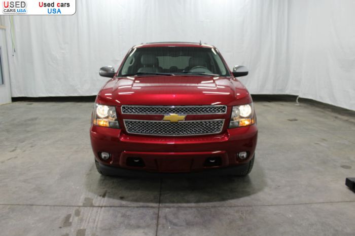 Car Market in USA - For Sale 2012  Chevrolet Suburban