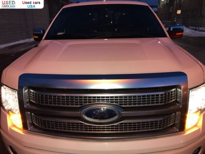 Car Market in USA - For Sale 2011  Ford F 150