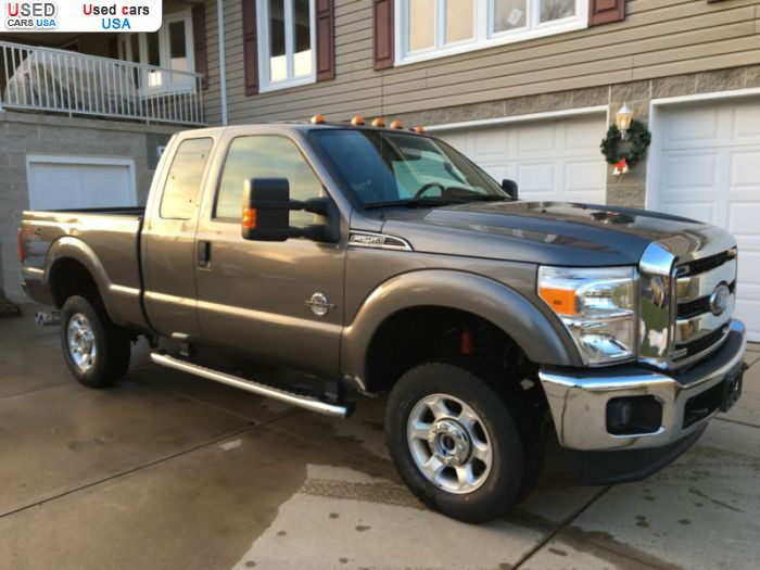 Car Market in USA - For Sale 2014  Ford F 250