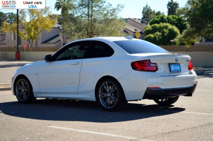 Car Market in USA - For Sale 2014  BMW
