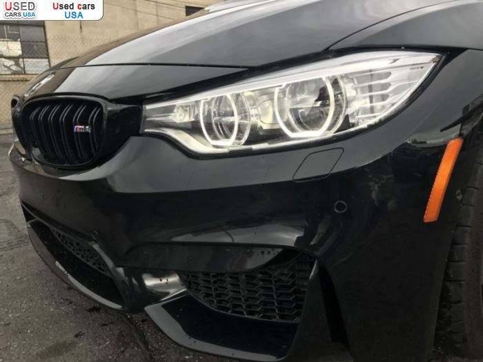 Car Market in USA - For Sale 2015  BMW M4