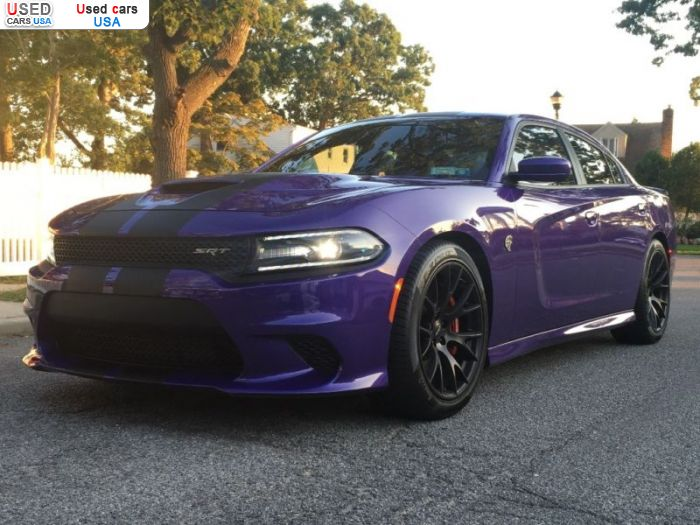 Car Market in USA - For Sale 2016  Dodge Charger