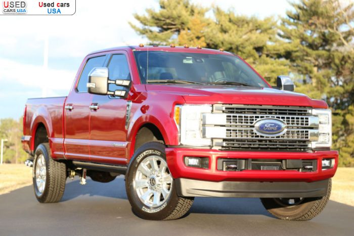 Car Market in USA - For Sale 2017  Ford F 250
