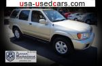 2001 Nissan Pathfinder LE  used car