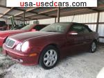 Car Market in USA - For Sale 2000  Mercedes CLK 2000 Mercedes-Benz CLK-Class CLK320 - Convertible