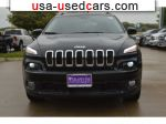 2016 Jeep Cherokee Latitude  used car