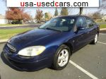 2001 Ford Taurus SES  used car