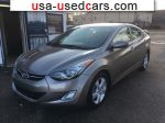 2013 Hyundai Elantra Limited  used car