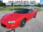 Car Market in USA - For Sale 2002  Chevrolet Camaro
