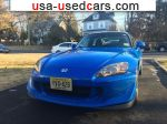 Car Market in USA - For Sale 2008  Honda S2000