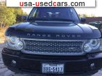 Car Market in USA - For Sale 2008  Land Rover Range Rover