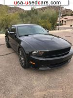 Car Market in USA - For Sale 2011  Ford Mustang