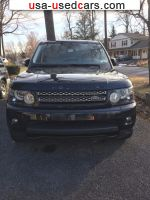 Car Market in USA - For Sale 2012  Land Rover Range Rover Sport
