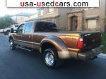 Car Market in USA - For Sale 2011  Ford F 350